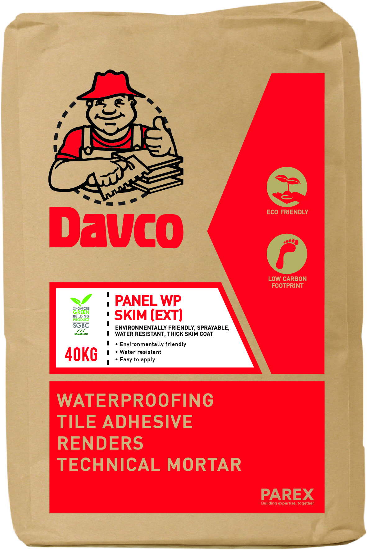 Davco Panel WP Skim (External)